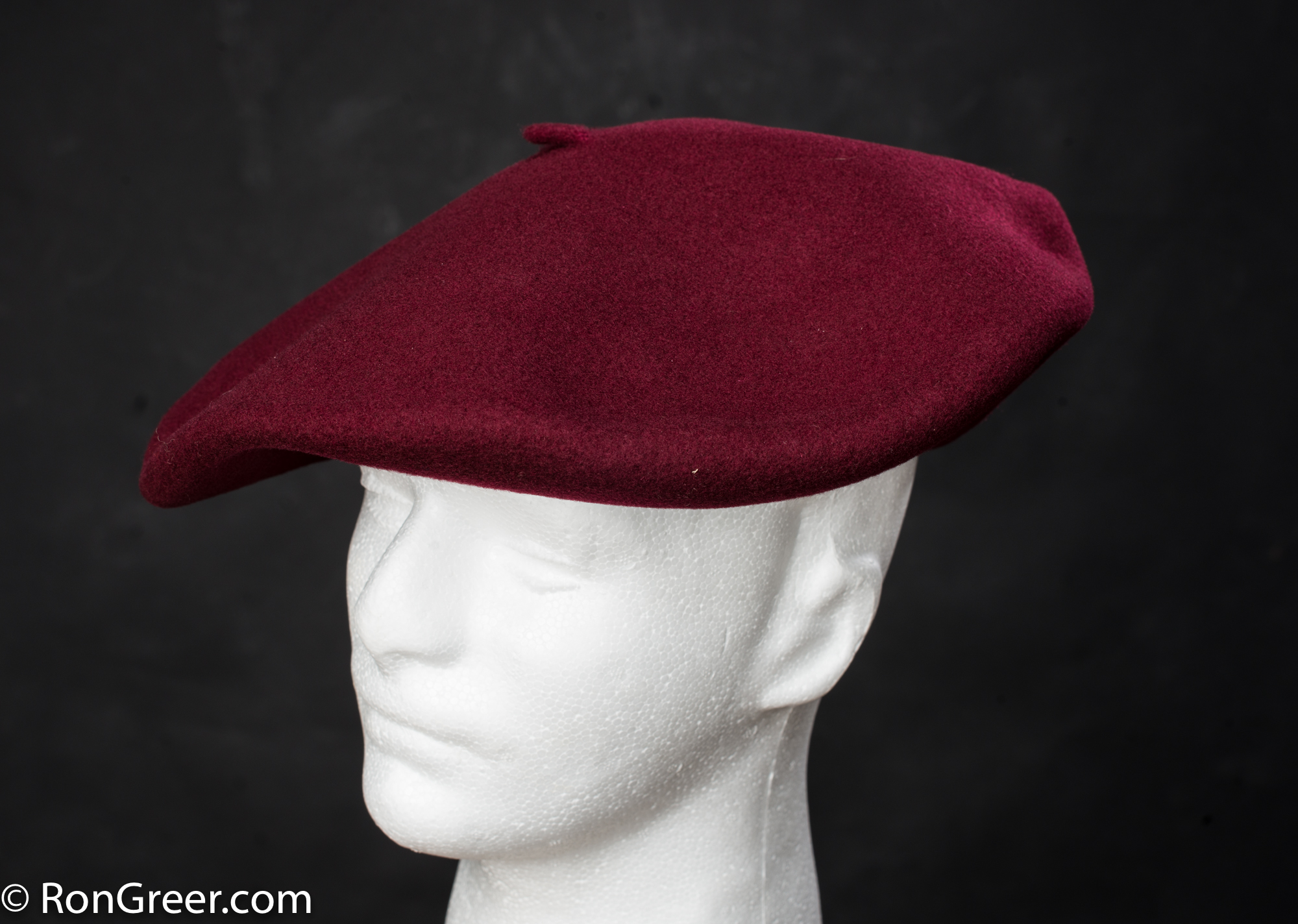 38601f181b4 Berets from the Basque region of Spain. Imported by Ron Greer ...