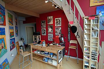 805956dcd944a STUDIO BOINA Basque Beret showroom in BALLARD